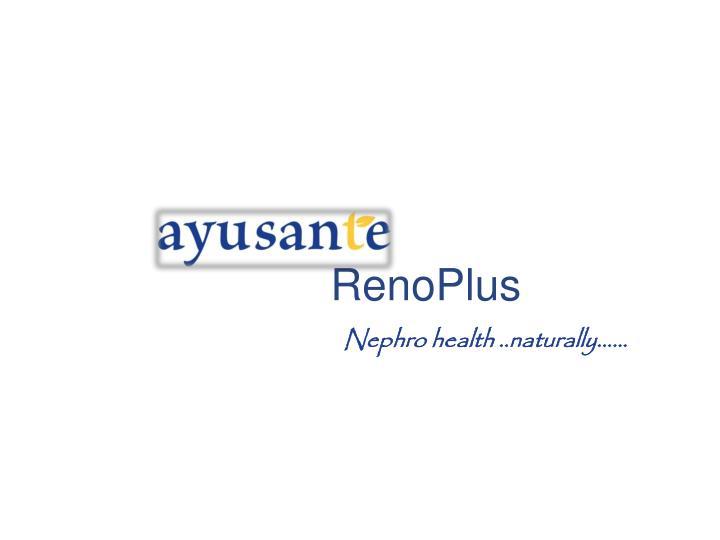 RenoPlus
