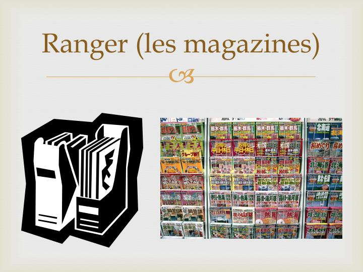 Ranger (les magazines)