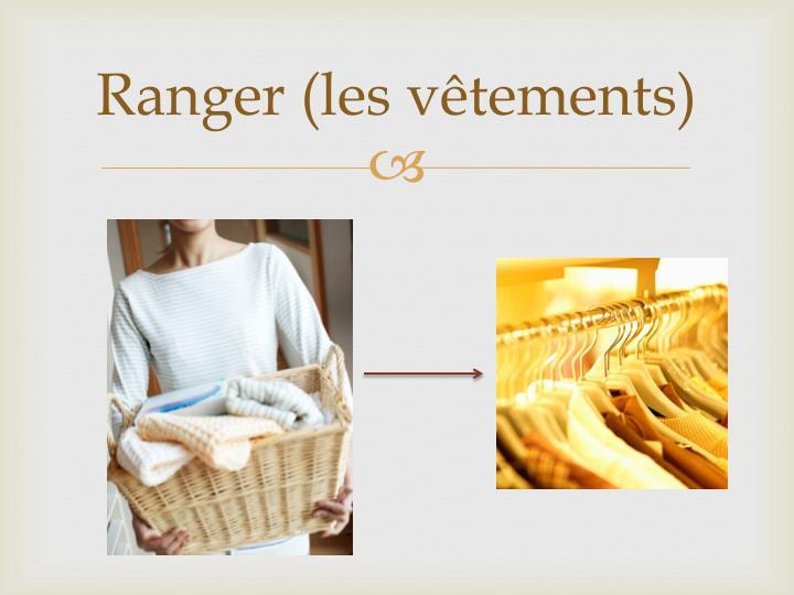 Ranger (les
