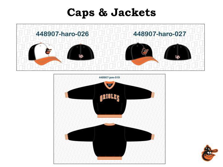 Caps & Jackets