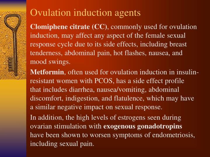 Ovulation induction agents