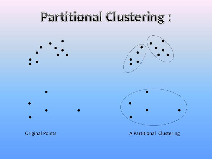 Partitional