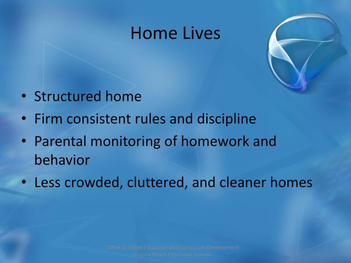 Home Lives