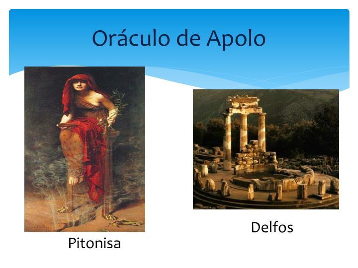Oráculo de Apolo