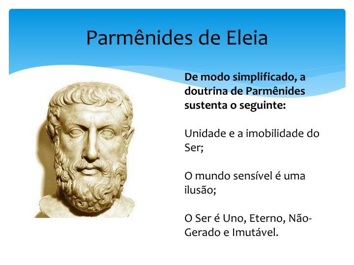 Parmênides de Eleia