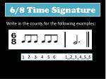 6 8 time signature1