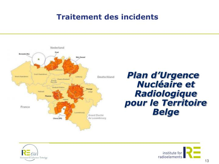 Traitement des incidents