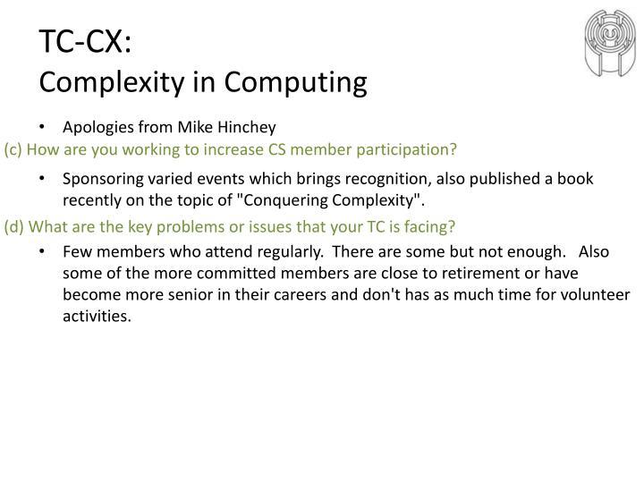 TC-CX: