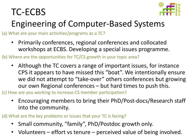 TC-ECBS