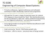 tc ecbs engineering of computer based systems