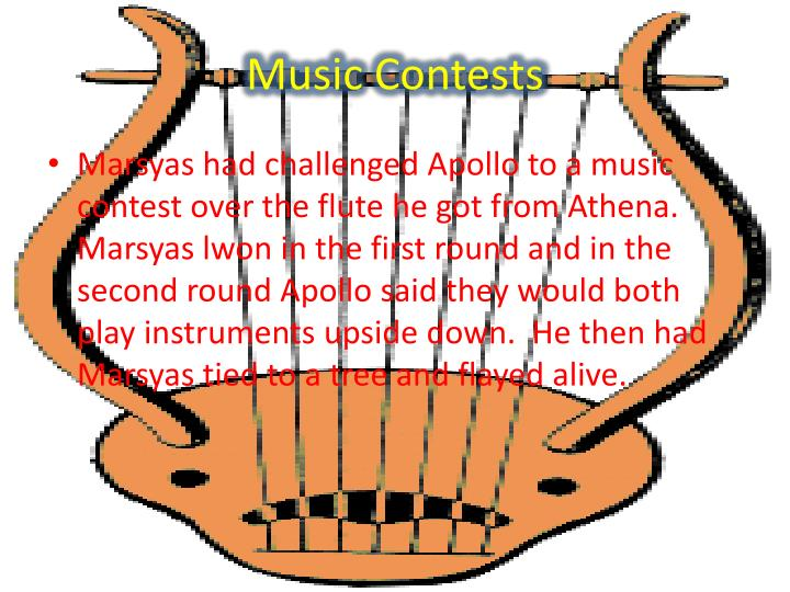 Music Contests