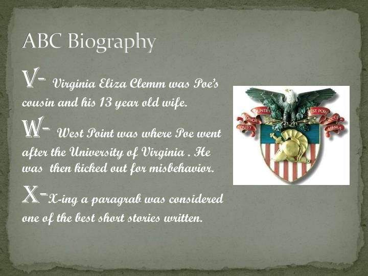 ABC Biography