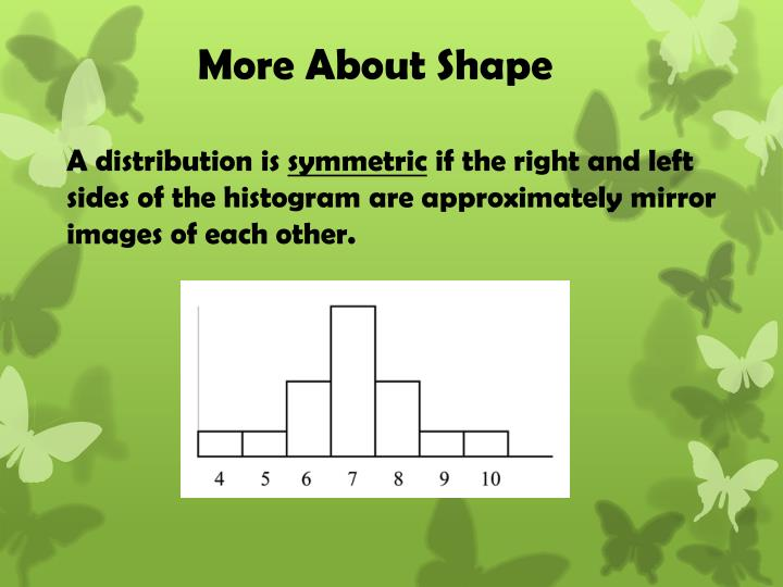 More About Shape