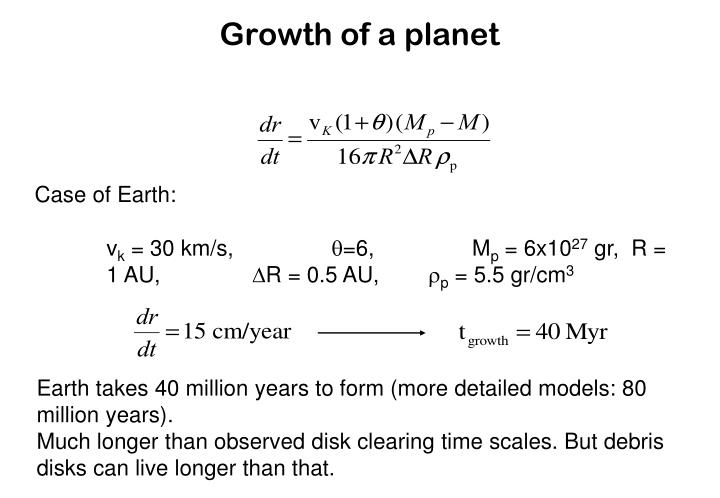 Case of Earth: