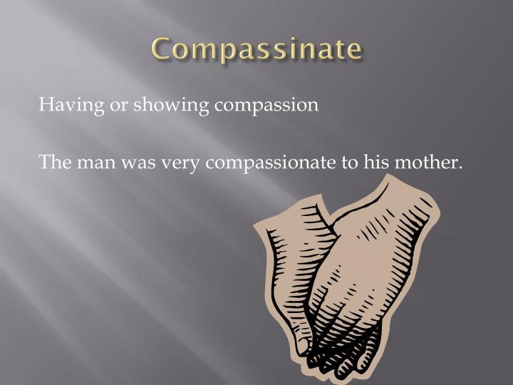 Compassinate
