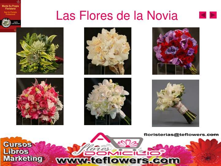 Las Flores de la Novia
