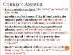 correct answer2