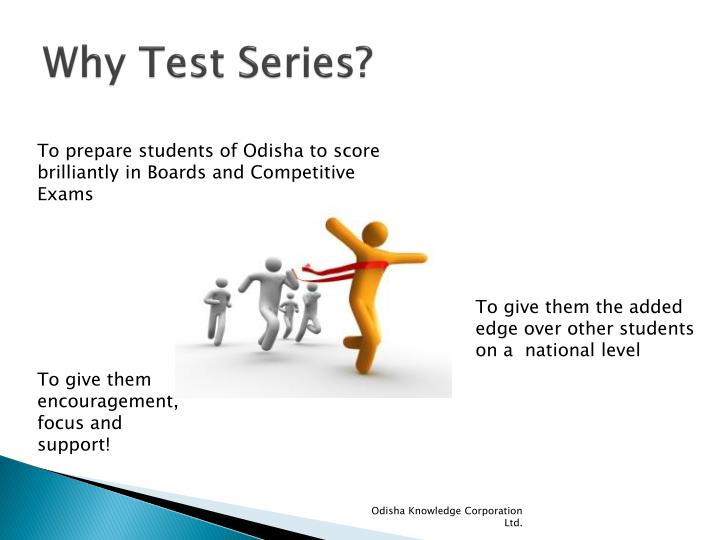 Why Test Series?