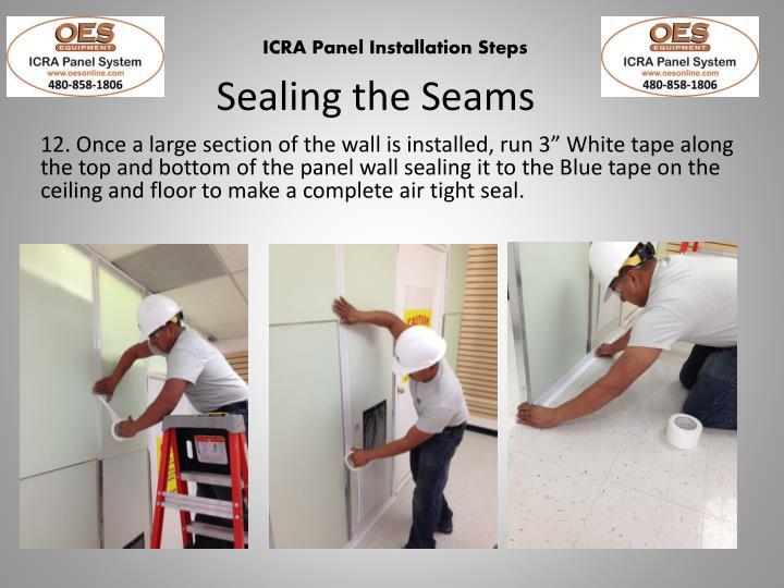 Sealing the Seams