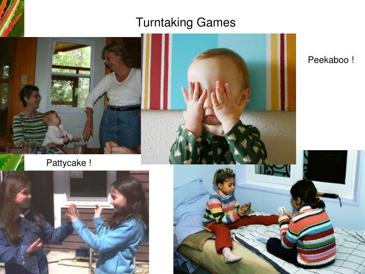 Turntaking Games