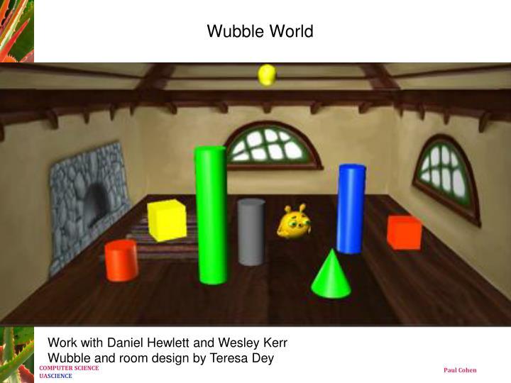 Wubble World