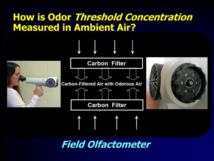 Field Olfactometer