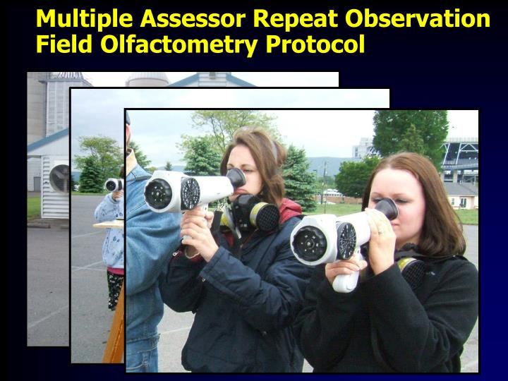 Multiple Assessor Repeat Observation