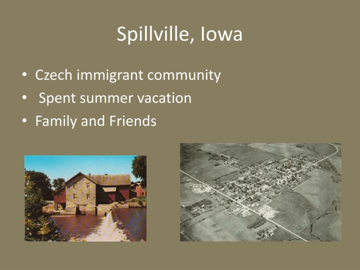 Spillville