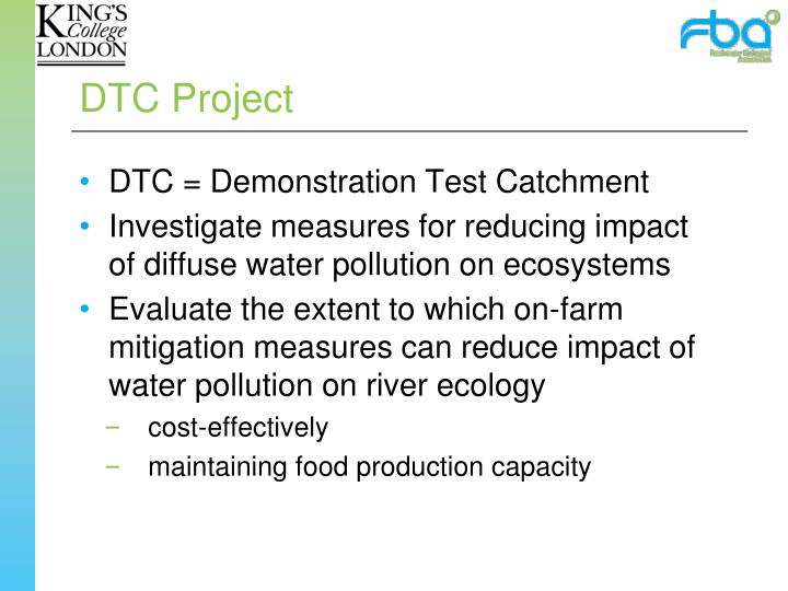 DTC Project
