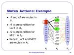 mutex actions example