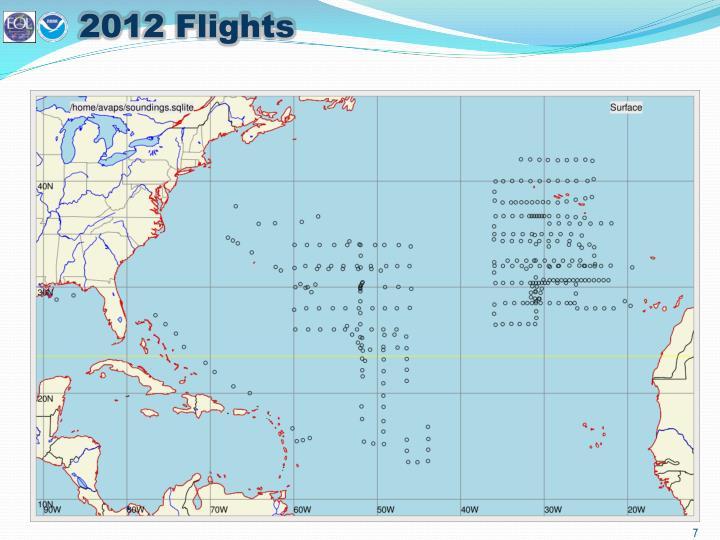 2012 Flights