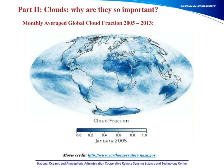 Part II: Clouds: why are they so important?