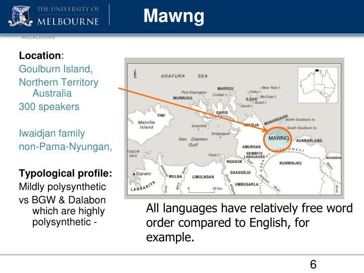 Mawng