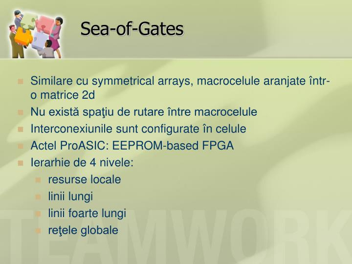 Sea-of-Gates