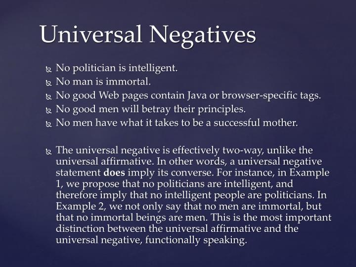 No politician is intelligent.