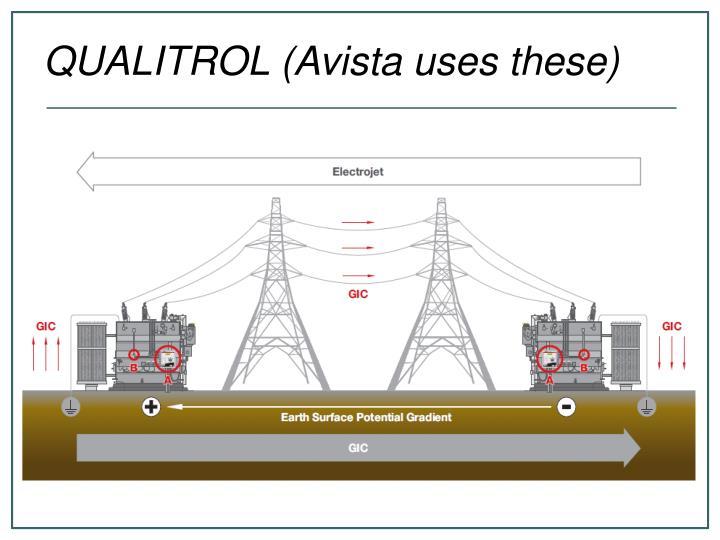 QUALITROL (Avista uses these)