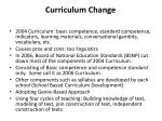 curriculum change1