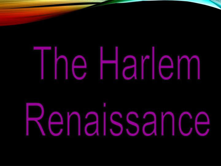 The Harlem