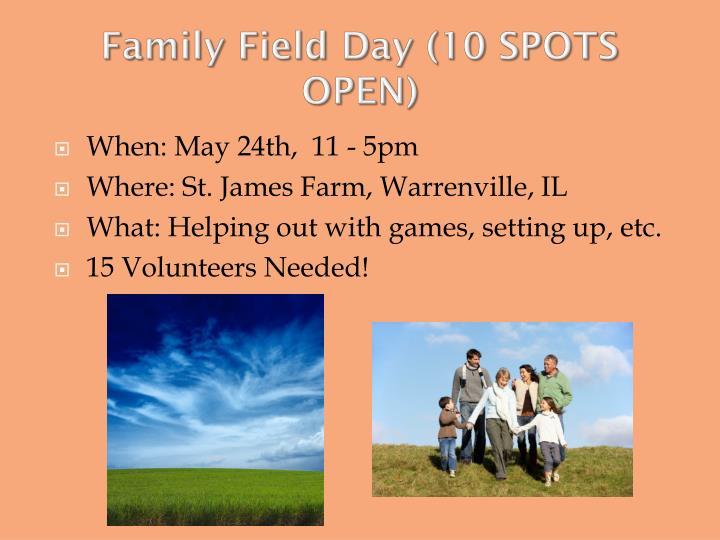Family Field