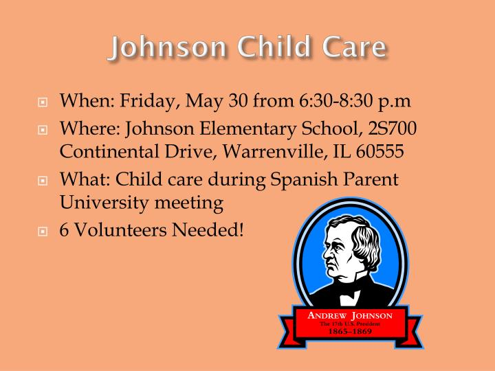 Johnson Child Care