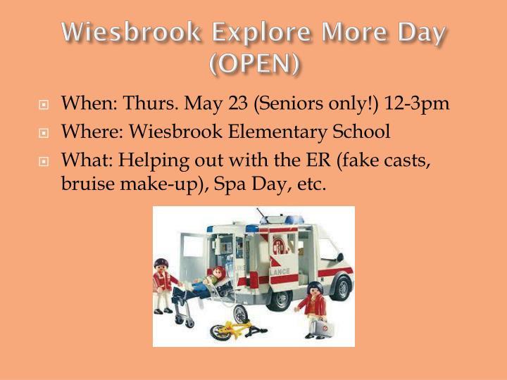 Wiesbrook