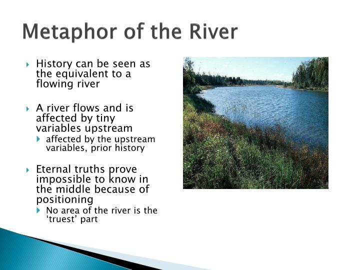 Metaphor of the River