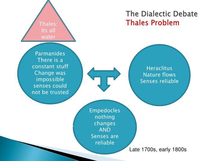 Thales: