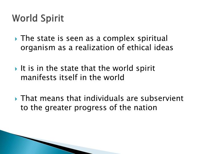 World Spirit