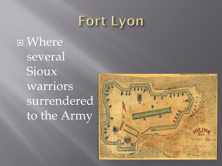Fort Lyon