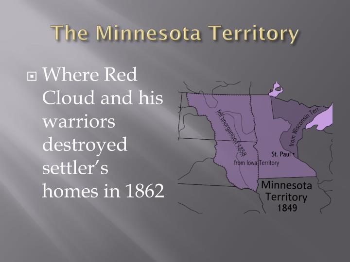 The Minnesota Territory