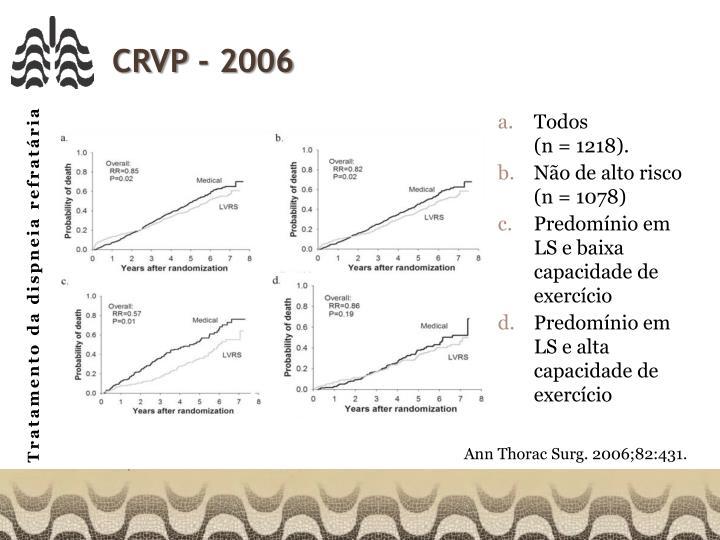 CRVP - 2006