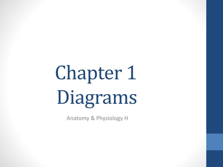 Chapter 1 diagrams