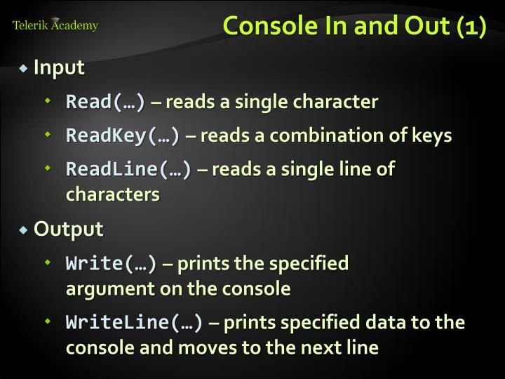 Console In and Out (1)