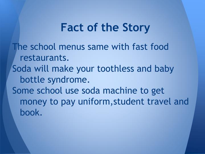 Fact of the Story